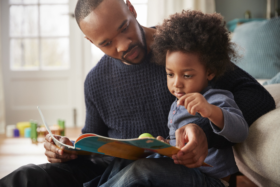 How to Encourage a Child's Love of Reading
